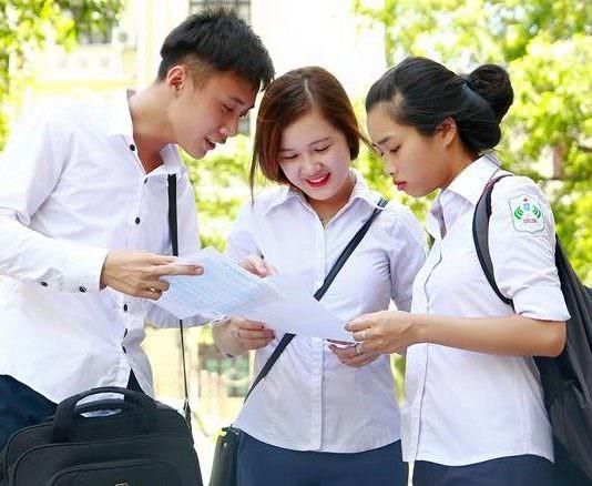 chính thức công bố điểm sàn xét tuyển vào đại học năm 2016