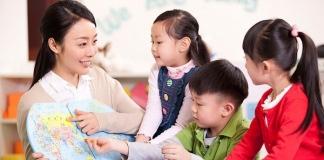 Những kỹ năng cần thiết cho giáo viên sư phạm mầm non tương lai
