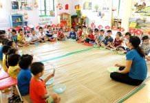 Những lợi ích chỉ riêng giáo viên mầm non có được